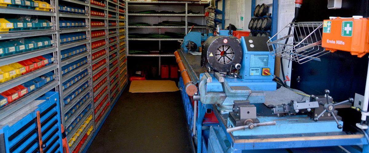 Lösch-Hydraulik GmbH Equipment