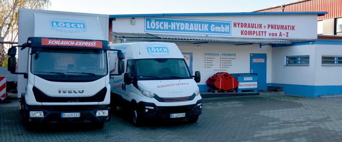 Lösch-Hydraulik GmbH Fuhrpark